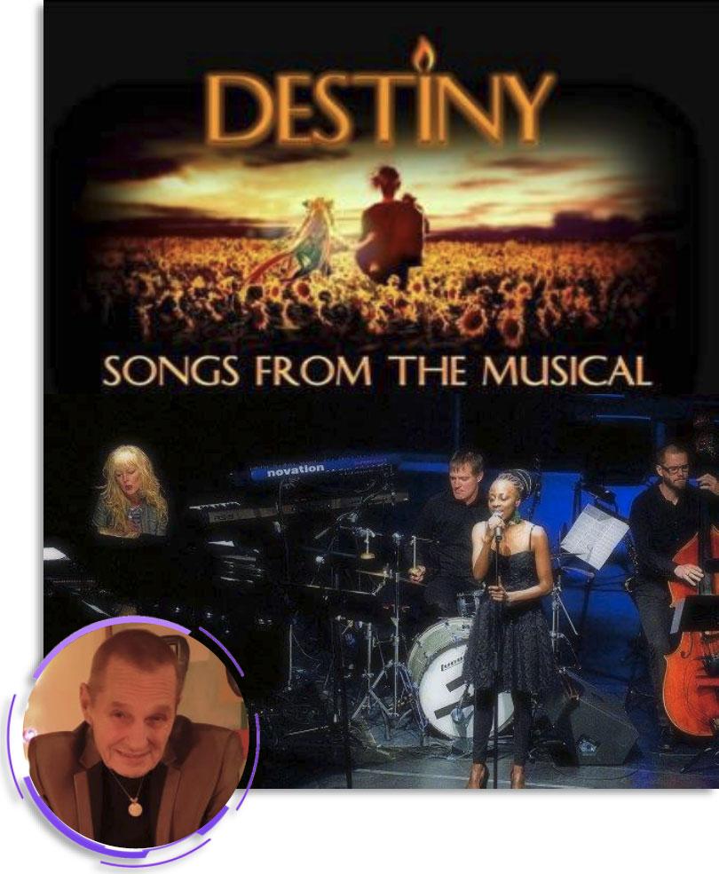 New musical Destiny